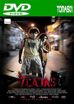 7 Cajas (2012) DVDRip