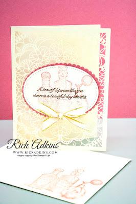 Fanciful Fragrance Stamp Set, Bird Ballad Laser-Cut Cards & Tin, Rick Adkins, Stampin' Up!