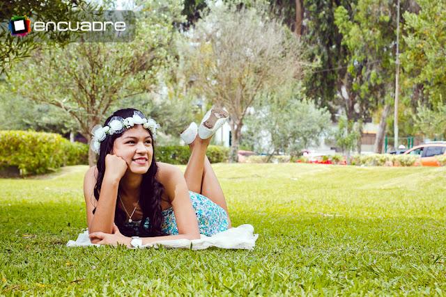 fotos quinceañeras peru