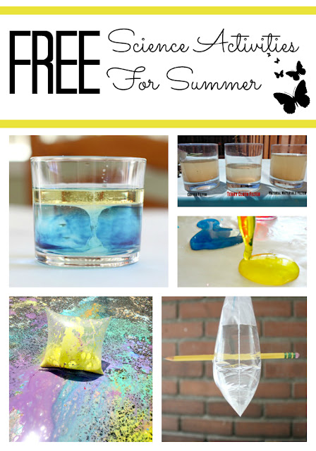 52 Free Science Projects for Elementary School - Planet Smarty Pants