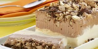 Receita de bolo gelado sonho de valsa