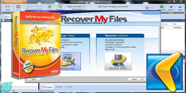 تحميل برنامج Recover My Files Pro لإستعادة الملفات المحذوفة النسخة المدفوعة Nasr Tech