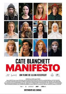 Manifesto - Poster & Trailer
