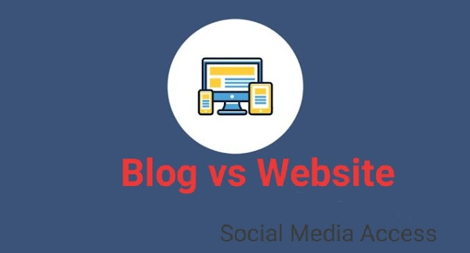 Blog vs Website For Making Money.