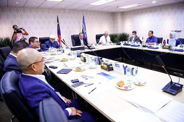 Majlis Tertinggi PN bincang persiapan PRU-15