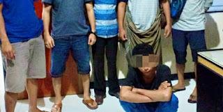 Sigap, Resmob Polres Lotim Borgol Pelaku Jambret 'Leman Lombok Tengah'