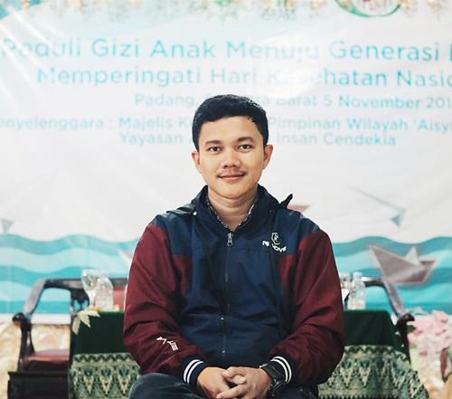Belajar Materi Gizi dan Stunting di Sumatera Barat pada Seminar Gizi Anak dari YAICI & PP 'AISYIYAH Padang