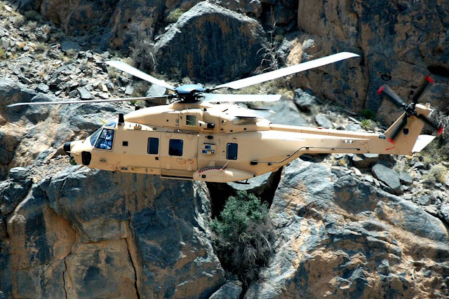 QATAR SIGNS CONTRACT FOR 28 NH90 HELICOPTERS