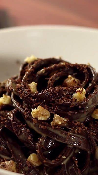 ★★★★★ |   Chocolate Pasta