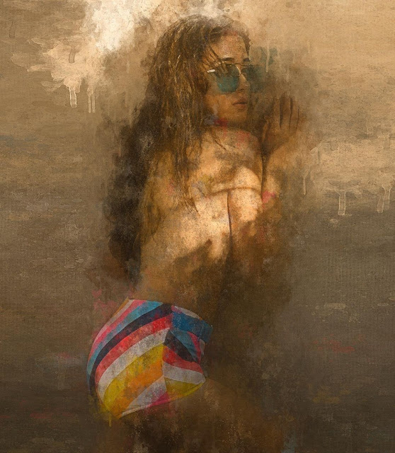 Uttaran actress Tina Datta Goes Topless and Flaunts her Sexy Back Figure