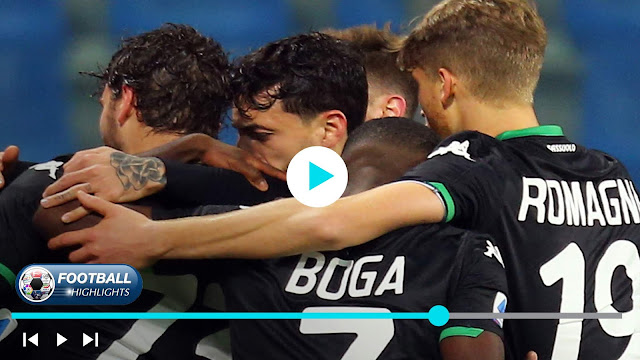 SPAL vs Sassuolo – Highlights