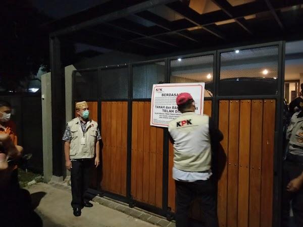 Diduga Hasil Suap Benur, KPK Sita Rumah Milik Eks Stafsus Edhy Prabowo
