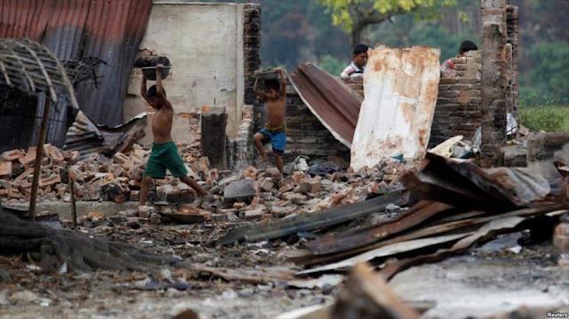 ONU refuta crímenes de lesa humanidad contra musulmanes rohingya