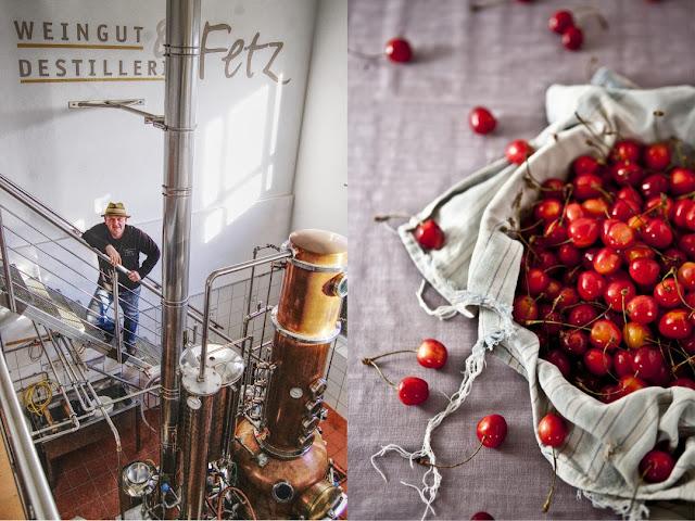 Heinz-Uwe Fetz aus Dörscheid veredelt die Früchte der Region zu preisgekrönten Premium-Bränden.