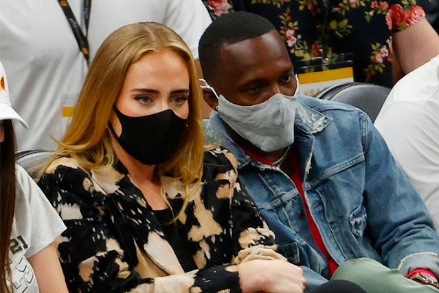 Singer Adele and Lebron James agent, Rich Paul are dating (Photos)