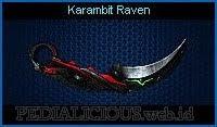 Karambit Raven