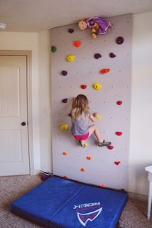 Climbing Wall at Home