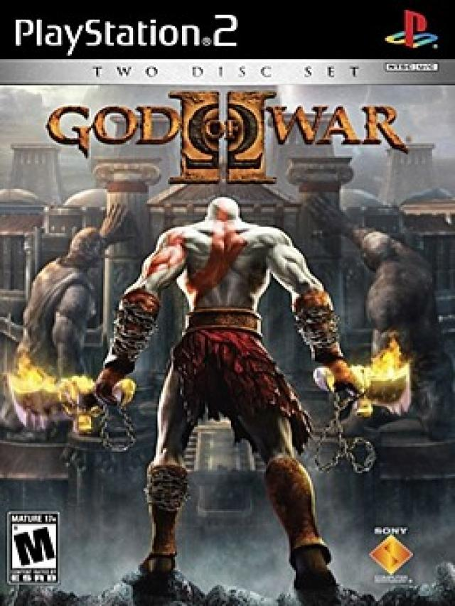 God Of War 2 PC Game Free Download Only 188 MB