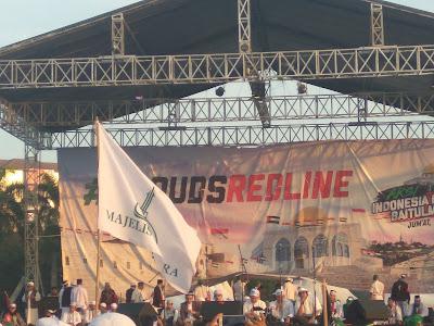 Aksi Bela Palestina, 1000 Hafizh dan Hafizah Lantunkan Al Qur'an Surat Al Isro dan Al Kahfi