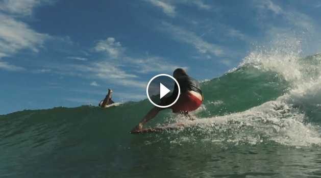 The Lost Reels of Devon Howard by Nathan Oldfield A SURFER Magazine Ziobaffa Collab