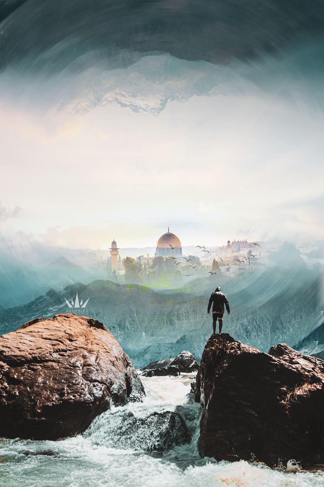 خلفيات القدس