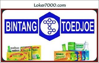 Lowongan Kerja Jakarta PT Bintang Toedjoe (Kalbe Farma Group) Pulogadung 2019