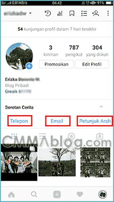cara membuat account bisnis di instagram