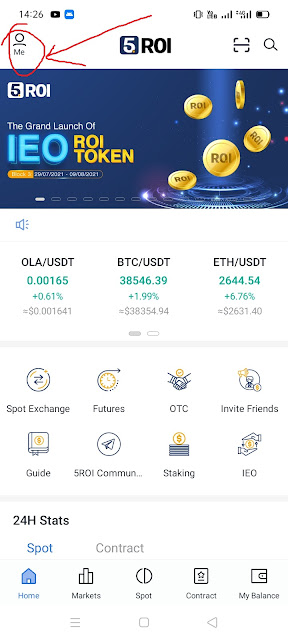 5 ROI Global, 5 ROI Global Registration, cryptocurrency exchange, Earning in Dollars, Bitcoin Earning,