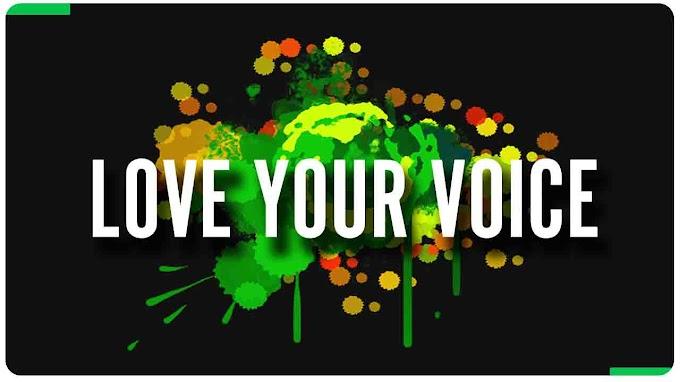 Love Your Voice Ringtone