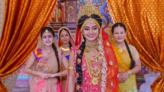 Radha Krishn: Krishna - Arjun Gatha S3 15 September Episode