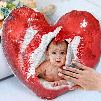 Heart Magic Pillow