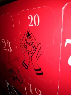 Calendario de adviento Rituals - Día 20