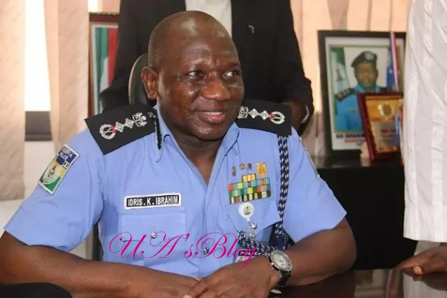 IGP Idris discloses what Nigerians should do to police officer who comes to search them