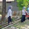 Bhabinkantibmas Kelurahan Malewang Polsek Polut Kunjungi Warga Himbau Patuhi Prokes.