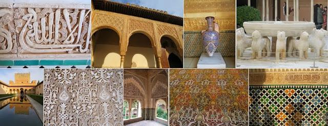 Christmas in Granada - Nasrid Palaces - Alhambra