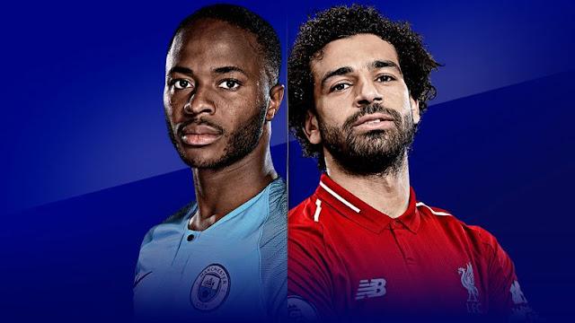 Jadwal Liga Inggris 2019 Pekan 12 : Super Big Match Liverpool vs Manchester City