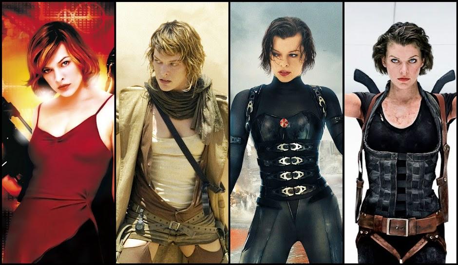 "Revisitando a jornada de Alice pelo universo apocalíptico de ""Resident Evil"""
