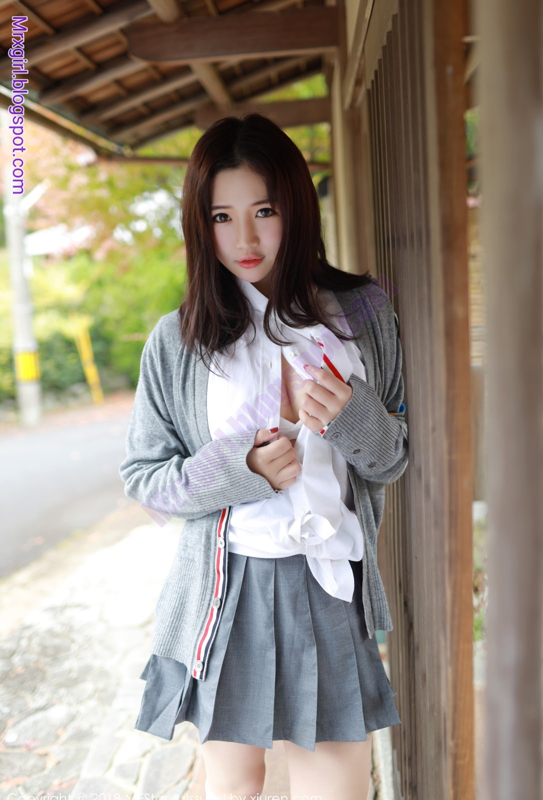 MFStar Vol. 338 Xu Cake - Best Hot Girls