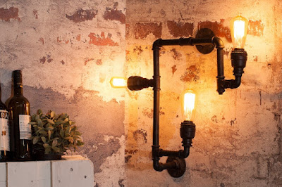 dizajnovy nabytok Reaction, interierovy nabytok, svietidla na stenu