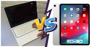 Chromebooks vs.iPads