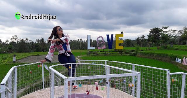 wisata alam gembok cinta badung bali