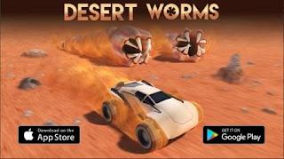 Desert Worms Mod Apk