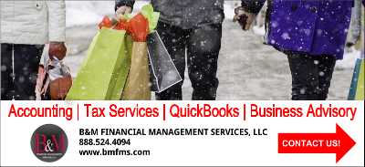 Accounting | Bookkeeping | Tax Services | QuickBooks | Business Advisory
