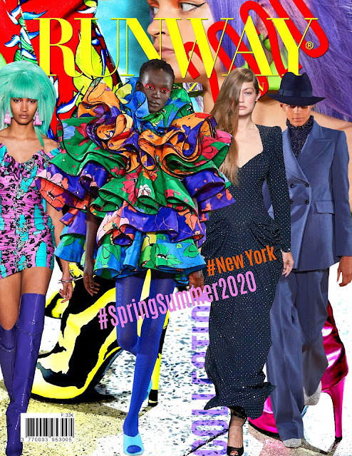 Runway Magazine 2020 New York Spring Summer 2020
