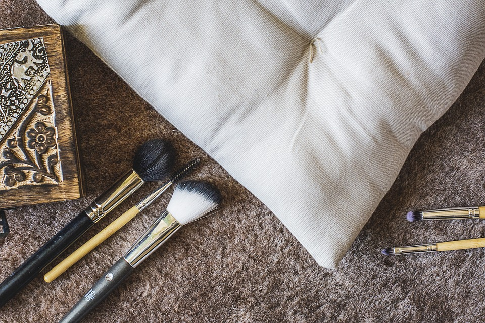 Disinfect Your Makeup Stash - Clean Makeup Brushes