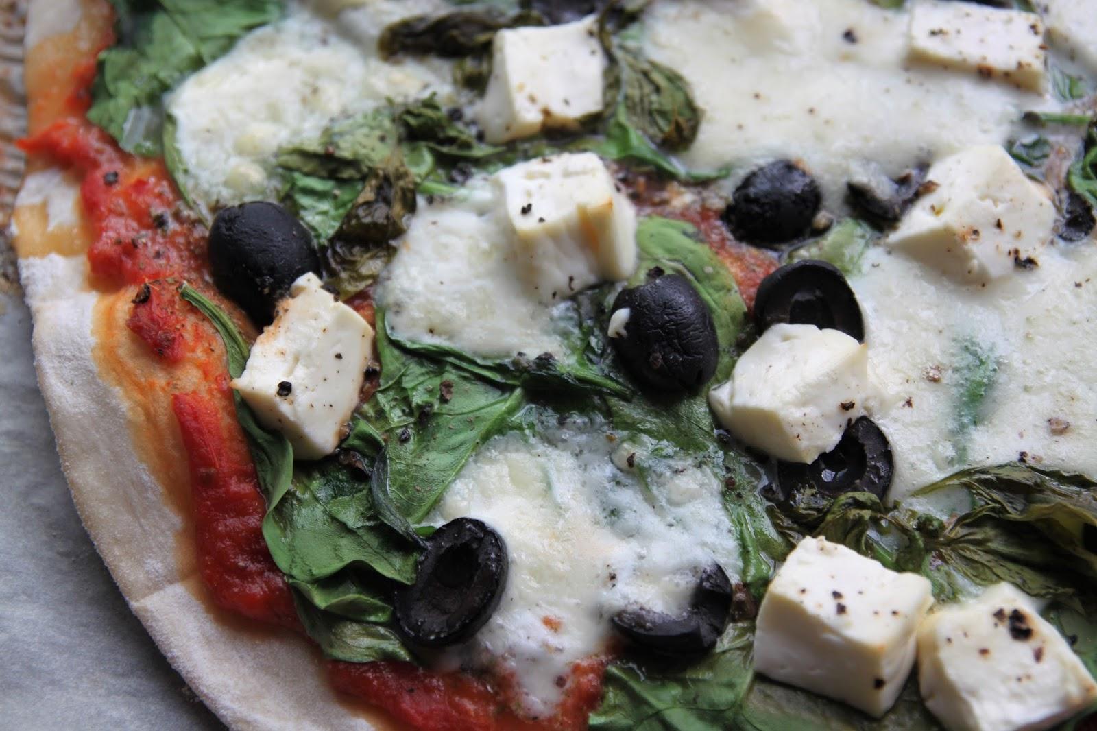 Pizza -przepis podstawowy- wersja II