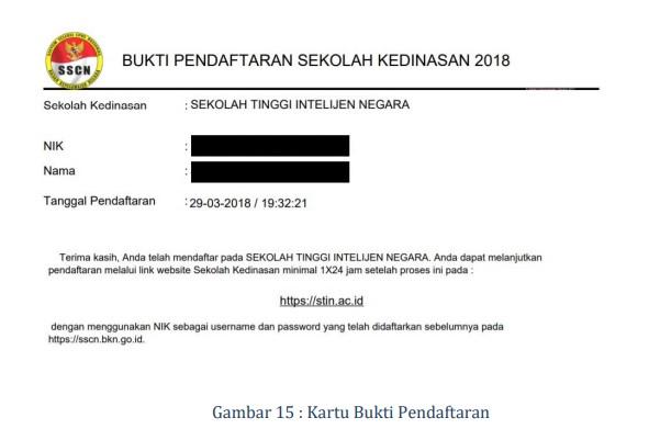PENDAFTARAN SEKOLAH IKATAN DINAS 2018 TERBARU (sscndikdin.bkn.go.id)