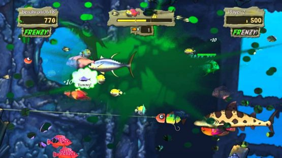 Download Feeding Frenzy 2 Shipwreck Showdown game for pc full version