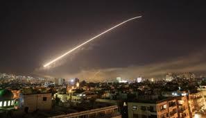 نظام الأسد يقول طائرات إسرائيلية هاجمت قاعدة جوية في حمص