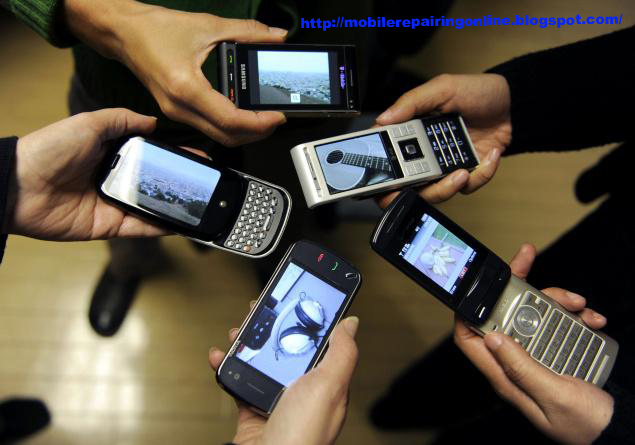 cell phone usage is increasing